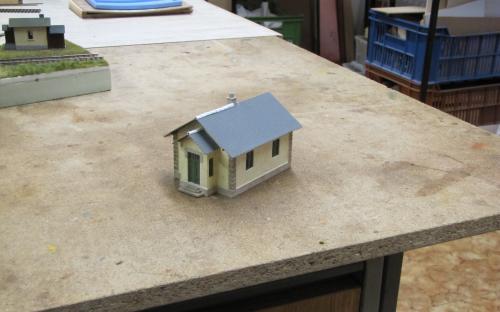 Jeden ze samostatně stavěných domků (Matouš Havel)