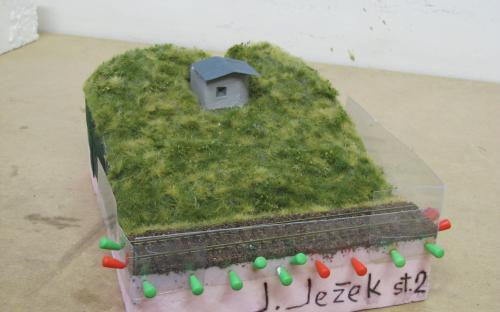 Ukázka jednoho z několika modelů ŘOPíků (Jindra Ježek)