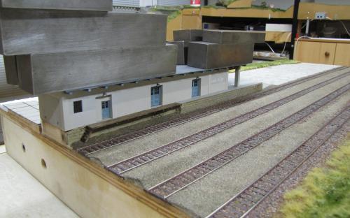Lepení skladiště na rampu epoxydem s pořádnou zátěží