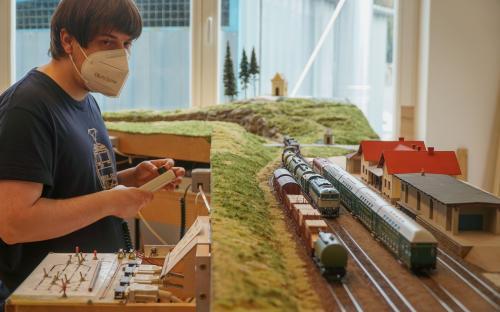 Opětovné zahájení provovu kolejiště - řízení provozu